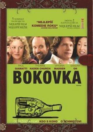 Bokovka [DVD]
